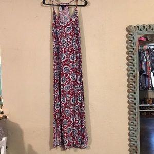 Super comfy gap maxi dress!